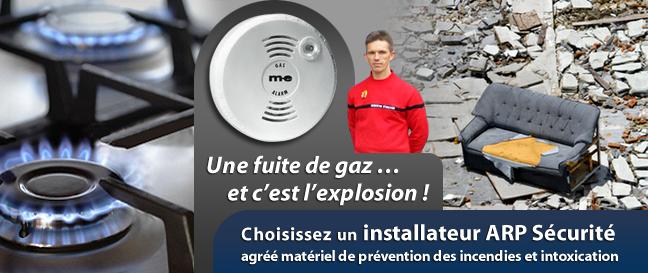D tecteur fuite de gaz d tecteur de fum e daaf - Detecteur de fuite de gaz ...